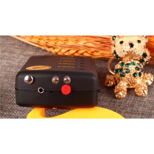 Détecteur de signal sans fil SH-055GRP sensibilité réglable 4 méthodes de détection et de rappel affichage de l'intensité du signal détection laser certification CE autorité TUV