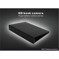 Caméra de surveillance invisible de type dossier design exclusif objectif grand angle à 120 ° WIFI vision nocturne super infrarouge imagerie haute définition objectif haute sensibilité non poreux extension de mémoire 64G