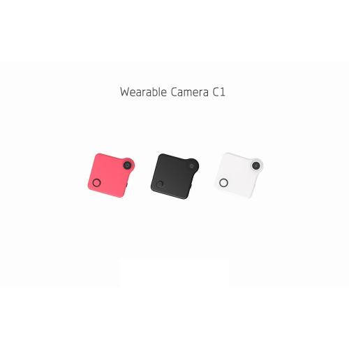 Mini caméra C1 HD portable enregistrement en boucle détection de mouvement point d'accès WiFi