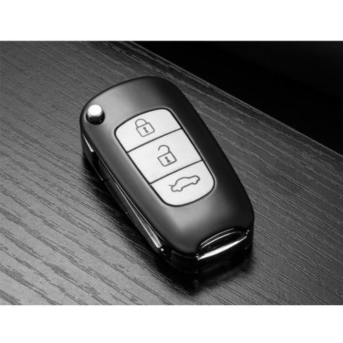 Caméra clé de voiture en métal non poreux A12 1080P savoir-faire exquis objectif haute sensibilité 1080P HD portable sûr