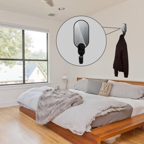 Caméra à crochet caché connexion WIFI détection de mouvement qualité 1080P HD vision nocturne superbe