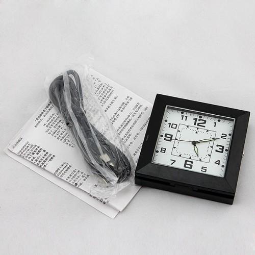 Exquis compact mode horloge caméra espion mobile essentiel pour la familleamille