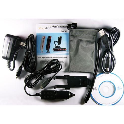 DV91 caméra miniature caméra de détection de mouvement mini moniteur