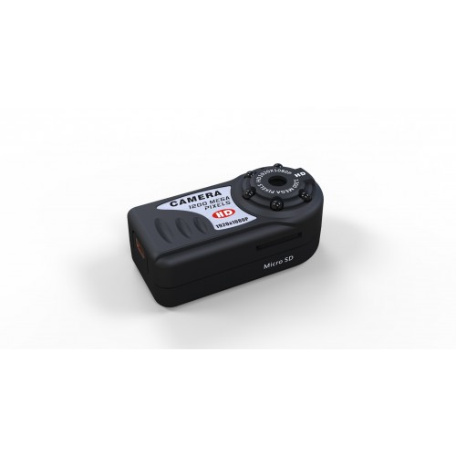 1080p HD Petit DV Mini caméra Carte 8GTF