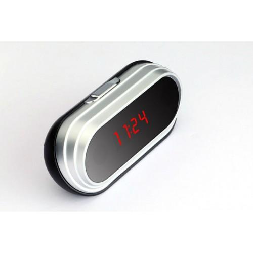 Multifonctionnel 1080p HD réveil caméra espion numériquecontrôle à distance