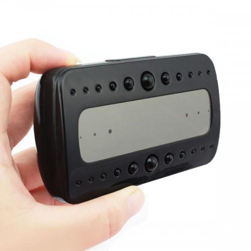 Caméra de surveillance à distance WIFI Spy Remote HD 1080P à distance Caméra réveil sans fil IP